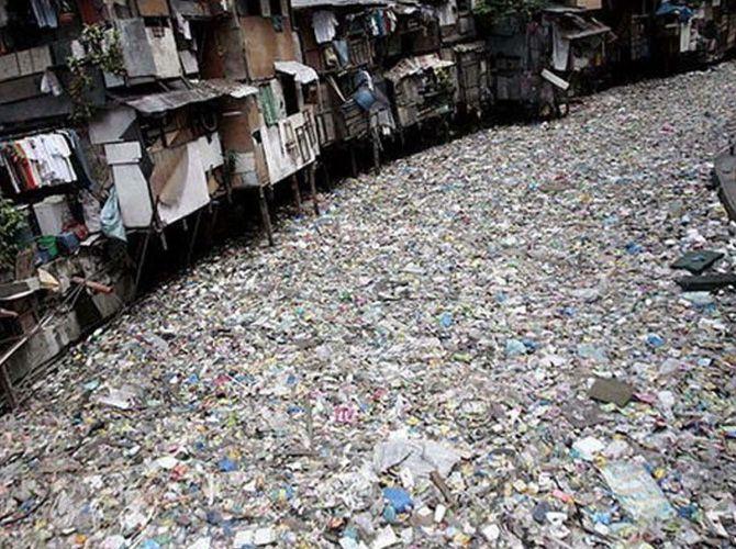 Cel mai poluat rau din lume Cel mai poluat rau din lume 592911