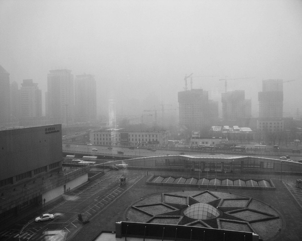 Nivelul de dioxid de carbon este cel mai ridicat din ultimii 800.000 de ani Nivelul de dioxid de carbon este cel mai ridicat din ultimii 800.000 de ani Beijing