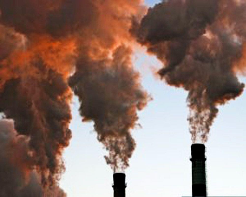 Nivelul de dioxid de carbon este cel mai ridicat din ultimii 800.000 de ani Nivelul de dioxid de carbon este cel mai ridicat din ultimii 800.000 de ani pooluarea aerului
