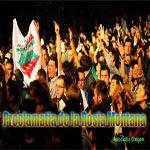 Proclamatia de la Rosia Montana Proclamatia de la Rosia Montana proclamatia RM mica