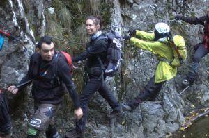 Depasirea limitelor tale, Expeditie in Fagaras – Ianuarie Depasirea limitelor tale, Expeditie in Fagaras – Ianuarie DSC 8351 300x199