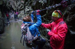 Depasirea limitelor tale, Expeditie in Fagaras – Ianuarie Depasirea limitelor tale, Expeditie in Fagaras – Ianuarie Valea lui Stan 2 300x199