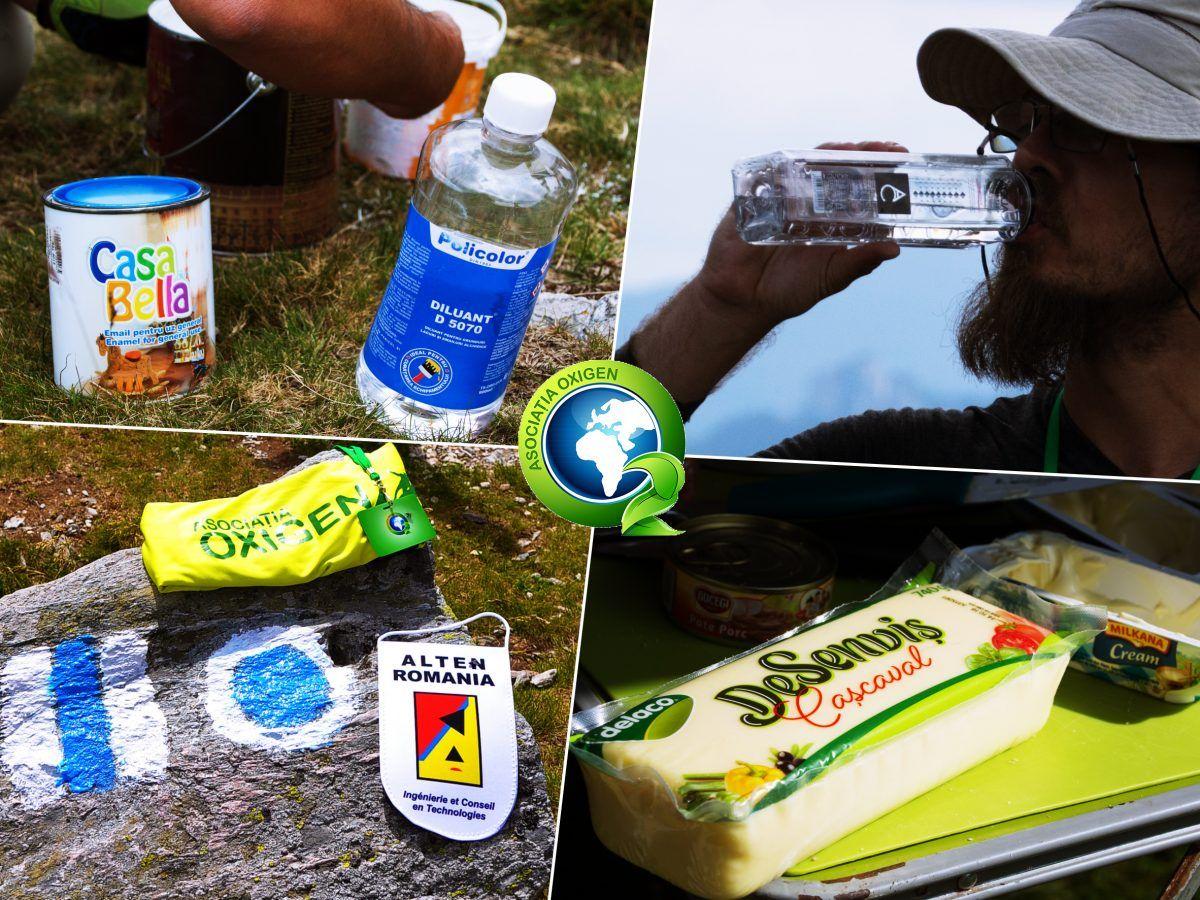 Sponsori Oxigen a remarcat cinci trasee turistice în Munții Leaota Oxigen a remarcat cinci trasee turistice în Munții Leaota Sponsori