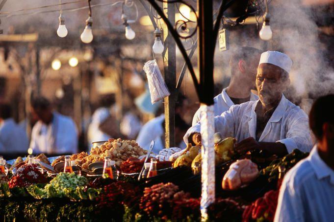 Maroc: trei experiențe, o singură țară Maroc: trei experiențe, o singură țară morocco street food